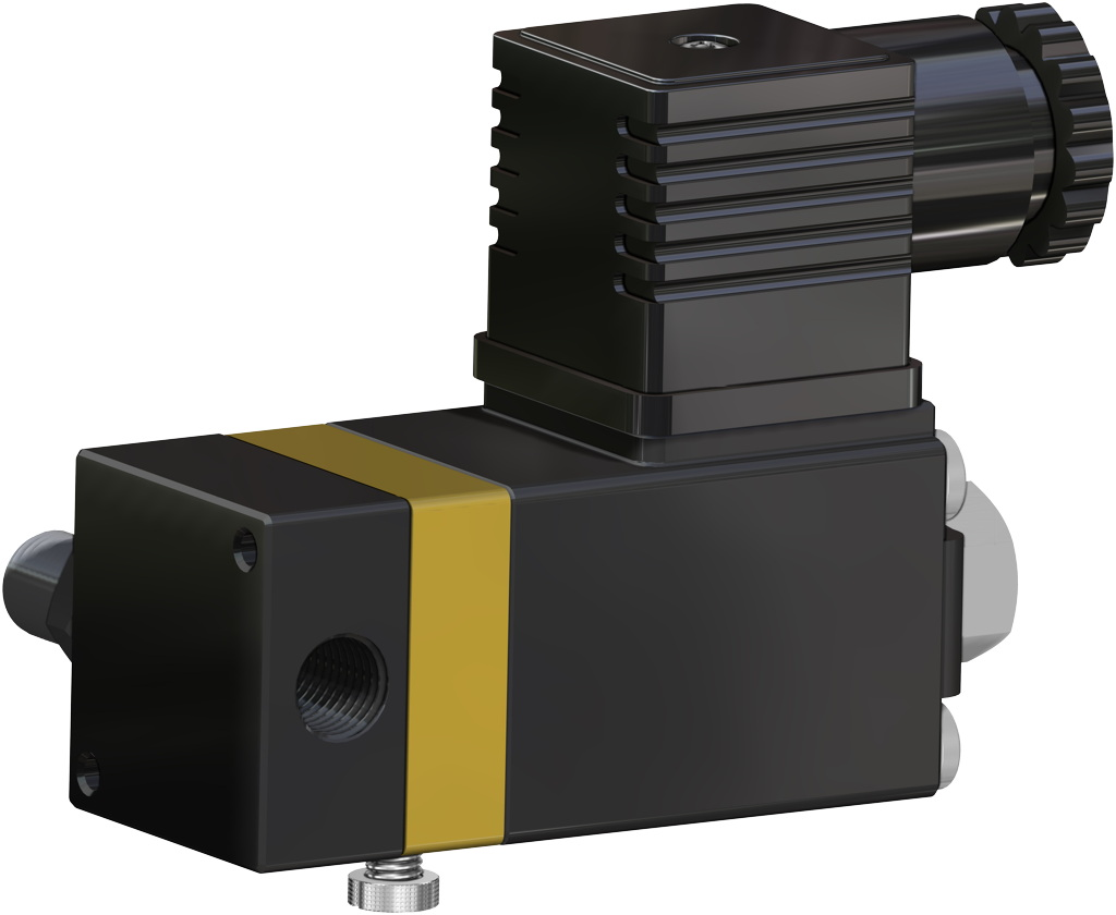 Actionneur pneumatique simple effet GS haute température (-20°C / +150°C) - accessoires - ÉLECTROVANNES